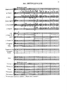 Снегурочка, TH 19 Op.12: Пролог, No.1 (Интродукция) by Петр Чайковский