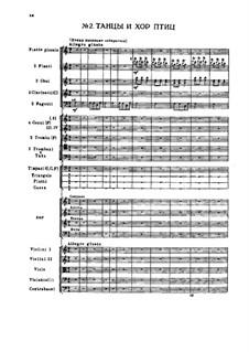 Снегурочка, TH 19 Op.12: Пролог, No.2-5a by Петр Чайковский