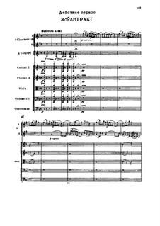 Снегурочка, TH 19 Op.12: Действие I, No.5b-7 by Петр Чайковский