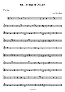 Мы у берега земного: Для скрипки by folklore
