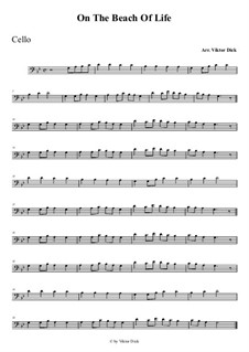 Мы у берега земного: Для виолончели by folklore