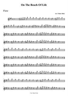 Мы у берега земного: Для флейты by folklore
