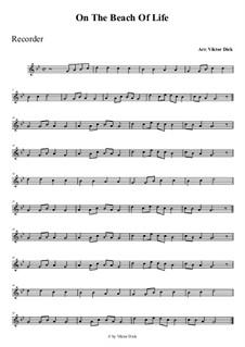 Мы у берега земного: Для блокфлейты by folklore