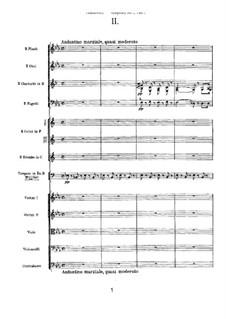 Симфония No.2 до минор 'Малороссийская', TH 25 Op.17: Часть II by Петр Чайковский