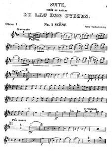 Версия A: Партия первого гобоя by Петр Чайковский