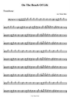 Мы у берега земного: Для тромбона by folklore