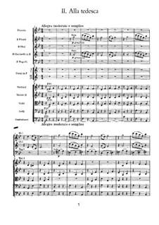 Симфония No.3 ре мажор 'Польская', TH 26 Op.29: Часть II by Петр Чайковский
