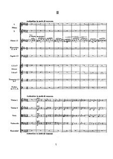 Симфония No.4 фа минор, TH 27 Op.36: Часть II by Петр Чайковский