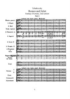 Фрагменты: Часть I (Вторая версия) by Петр Чайковский