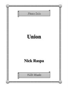 Союз: Для фортепиано by Ник Raspa