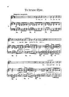 Мелодии сердца, Op.5: Сборник by Эдвард Григ