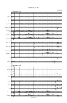 Symphony No.30: Symphony No.30 by Jordan Grigg