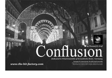Conflusion - Suite: For wind ensemble by Thomas Hans Graf