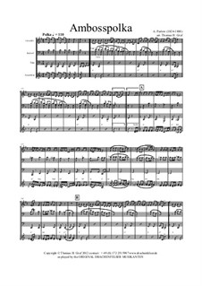 Amboss Polka: For german band by Альберт Парлов