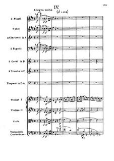 Симфония No.2, Op.36: Часть IV by Людвиг ван Бетховен