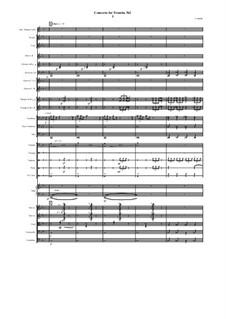 Концерт No.2 для трубы и симфонического оркестра: Концерт No.2 для трубы и симфонического оркестра by Юрий Маркин