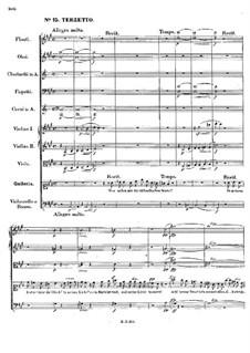 Свадьба Камачо, Op.10: Акт II, No.15-18 by Феликс Мендельсон-Бартольди