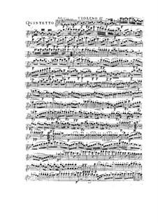 Соната для фортепиано в четыре руки фа мажор, K.497: Переложение для струнного квинтета by Вольфганг Амадей Моцарт