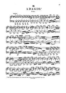 Адажио соль мажор, BWV 968: Адажио соль мажор by Иоганн Себастьян Бах