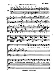 Вся опера: Акт II, клавир с вокальной партией by Даниэль Обер