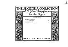 Скерцо ре мажор: Для органа by Филиппо Капоччи