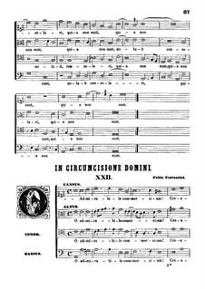 O admirabile commercium!: O admirabile commercium! by Фабио Костантини