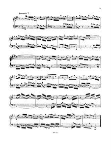 No.7 ми минор, BWV 778: Для клавесина (или фортепиано) by Иоганн Себастьян Бах
