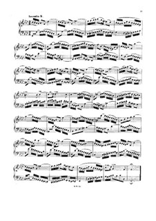 No.9 фа минор, BWV 780: Для клавесина (или фортепиано) by Иоганн Себастьян Бах