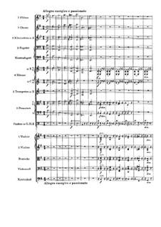Часть IV: Партитура by Иоганнес Брамс