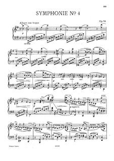 Все части: Версия для фортепиано by Иоганнес Брамс