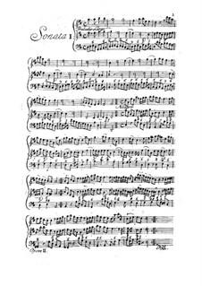 Двенадцать трио-сонат 'da camera' для двух скрипок и бассо континуо, Op.2: Сборник by Арканджело Корелли