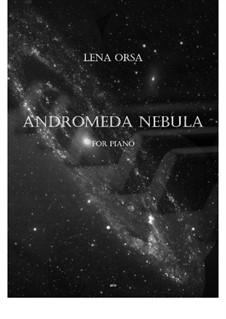 Туманность Андромеды из музыкально-световой мистерии 'Andromeda Nebula': Туманность Андромеды из музыкально-световой мистерии 'Andromeda Nebula' by Lena Orsa