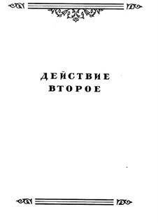 Фрагменты: Действие II. No.4-6 by Михаил Глинка