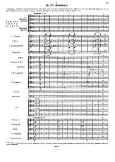 Фрагменты: Действие V. Финал (Сопровождение театрального оркестра) by Михаил Глинка