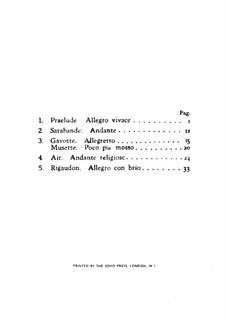 Из времен Хольберга, Op.40: Для струнного оркестра by Эдвард Григ