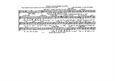 Foran Sydens Kloster, Op.20: Вокальная партитура by Эдвард Григ