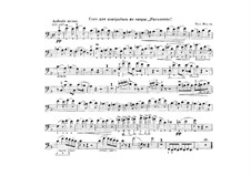 Фрагменты: Solo for double-bass by Джузеппе Верди