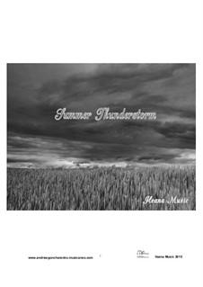Summer Thunderstorm, Op.5: Summer Thunderstorm by Андрей Гончаренко