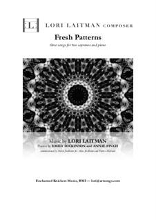 Fresh Patterns: Fresh Patterns by Lori Laitman