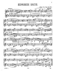 Двенадцать миниатюр, Op.20: Сборник by Цезарь Кюи