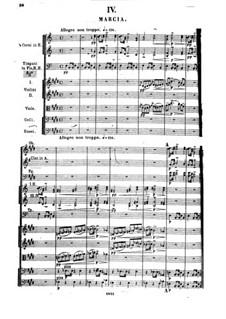 Сюита No.2, Op.38: Часть IV by Цезарь Кюи