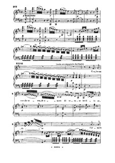 Севильский цирюльник: Contro un cor che accende amore. Aria for Mezzo by Джоаккино Россини