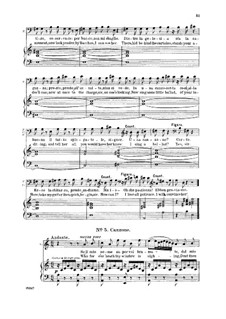 Севильский цирюльник: Se il mio nome saper bramate. Aria for Tenor by Джоаккино Россини