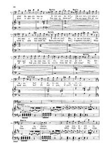 Севильский цирюльник: La calunnia è un venticello. Aria for Bass – Italian/English by Джоаккино Россини