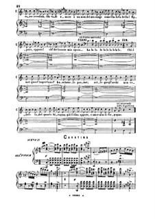 Севильский цирюльник: Largo al factotum della città. Aria (Cavatina) for Baritone by Джоаккино Россини
