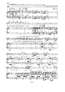 Золушка: Miei rampolli femminini. Aria for Bass by Джоаккино Россини