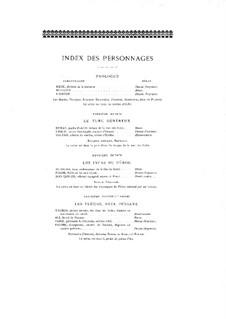 Галантная Индия, RCT 44: Пролог, Акт I Сцена I by Жан-Филипп Рамо