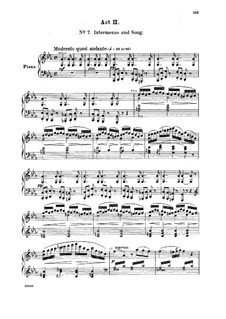 Фауст: Faites lui mes aveux. Aria for mezzo (french/english) by Шарль Гуно