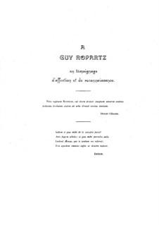 Bérénice, Op.19: Bérénice by Альберик Маньяр