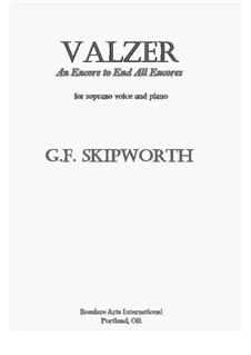 Valzer: Valzer by George Skipworth